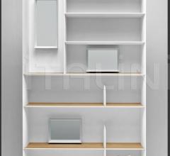 Книжный стеллаж D.357.1/D.357.2 фабрика Molteni & C