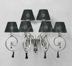 Настенный светильник 1185 фабрика Patrizia Garganti (Baga)