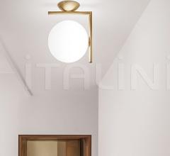 Итальянские настенные светильники - Настенный светильник IC C/W 1 фабрика Flos