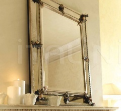Настенное зеркало 4167 SPE фабрика Savio Firmino