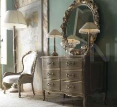 Настенное зеркало 4609 SPE фабрика Savio Firmino