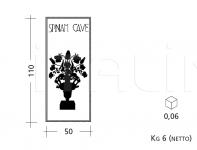 Декоративная панель ST83/84 Patrizia Garganti (Baga)