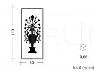 Декоративная панель ST85/86 Patrizia Garganti (Baga)