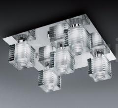 Потолочный светильник OTTO X OTTO P5 фабрика De Majo Illuminazione