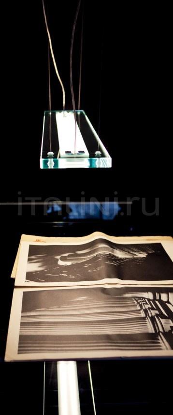 Подвесной светильник PLANA PLUS S110 De Majo Illuminazione