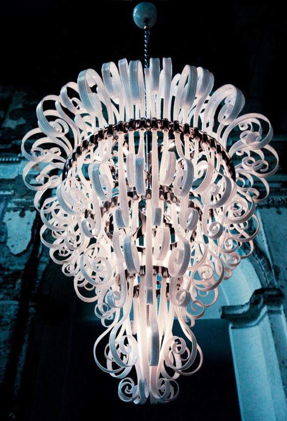Люстра CIOCCA S16 De Majo Illuminazione