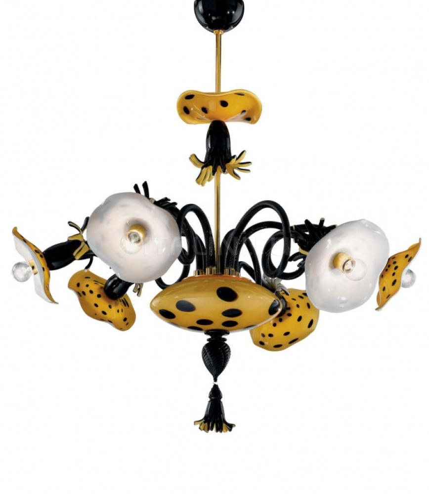 Подвесной светильник AFRIKA POM PON K6 De Majo Illuminazione