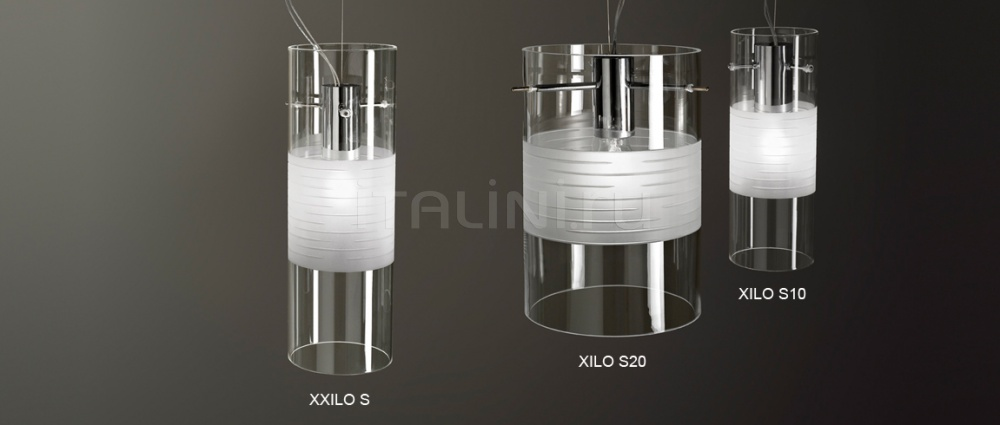 Подвесной светильник XXILO S De Majo Illuminazione