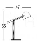 Настольный светильник Labo 1306 Penta