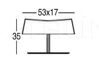 Настольный светильник Kimilla 0312 Penta