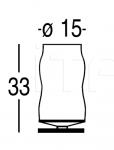 Настольный светильник Bodona 9803 Penta
