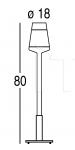 Настольный светильник Luume 0316 Penta