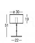 Настольный светильник Aba Hi-tech 9402 Penta