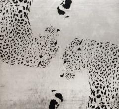 Double Leopard-Шелк-Noor
