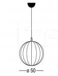 Подвесной светильник Baloon 0606 Penta