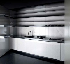 Кухня Calyx фабрика Armani Dada
