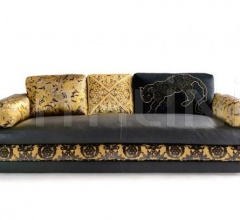 Трехместный диван DUYAL фабрика Versace Home