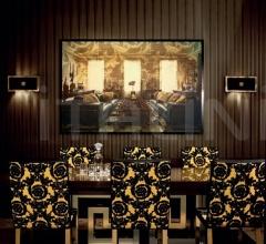 Стул с подлокотниками VERSACE UNIQUE – HIGH BACK фабрика Versace Home