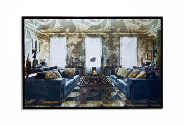 Картина ARTWORK 1 Versace Home