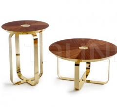 Столик GOLD UNIQUE WOOD фабрика Versace Home