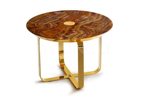 Столик GOLD UNIQUE ONYX Versace Home