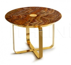 Столик GOLD UNIQUE ONYX фабрика Versace Home