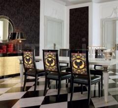 Стул с подлокотниками OBELISCO фабрика Versace Home