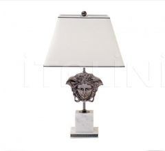 Настольная лампа MEDUSA фабрика Versace Home