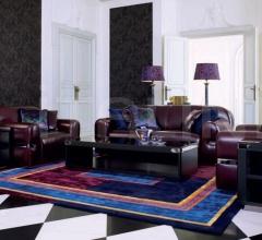 Консоль ретро-диван METRO фабрика Versace Home