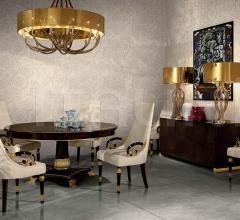 Люстра VANITAS SWIRL фабрика Versace Home