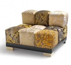 Модульный диван VIA GESU' SEXTIONAL фабрика Versace Home