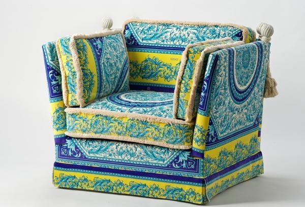 Кресло ORLEANS Versace Home