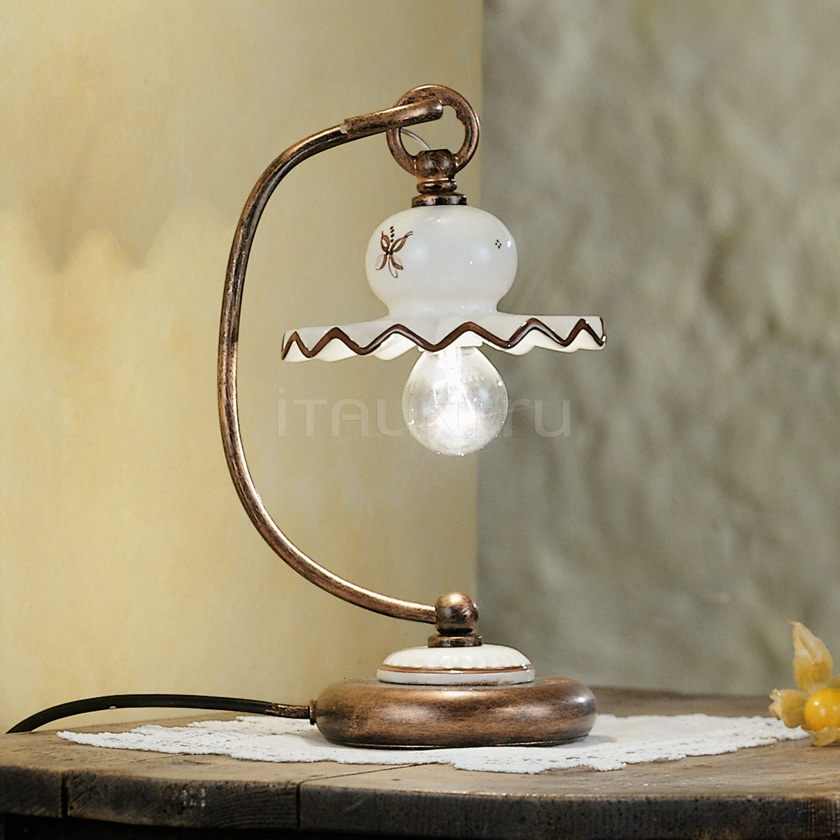 Настольный светильник Roma C402 Ferroluce