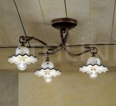 Потолочный светильник Roma C404/3 фабрика Ferroluce