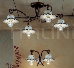 Потолочный светильник Roma C404/4 фабрика Ferroluce