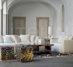 Настольная лампа Metro Round фабрика Versace Home