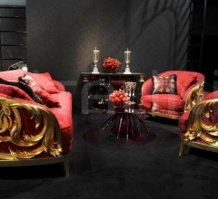 Кресло ACANTHUS фабрика Versace Home