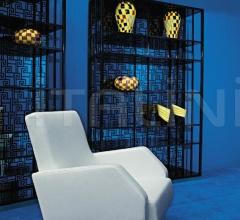 Книжный стеллаж TITAN фабрика Versace Home