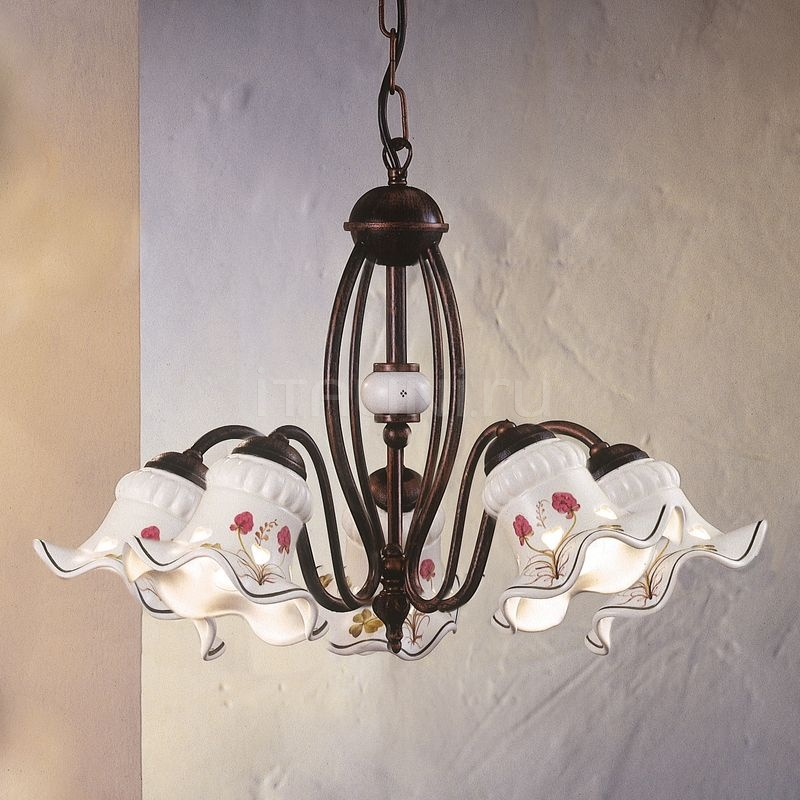 Подвесной светильник Chieti C168/5 Ferroluce