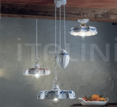Подвесной светильник Belluno C066 фабрика Ferroluce
