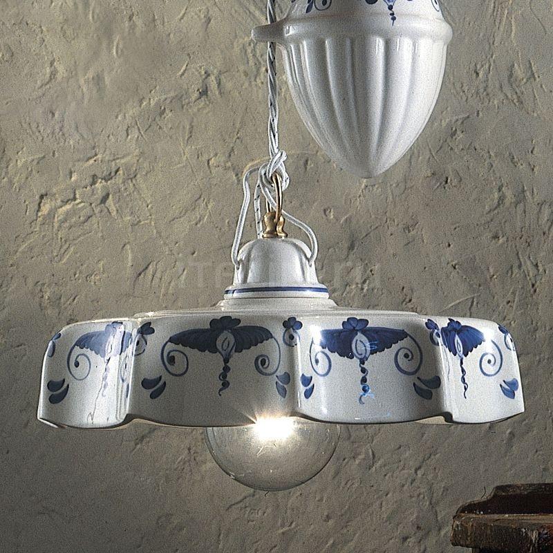 Подвесной светильник Belluno C068 Ferroluce