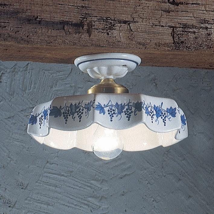 Потолочный светильник Belluno C071 Ferroluce