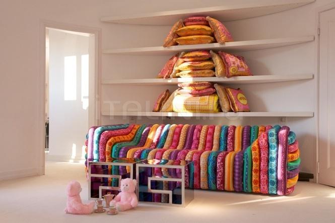 Диван BUBBLE MULTICOLOUR Versace Home