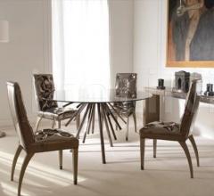 Круглый стол SUNBURST фабрика Versace Home