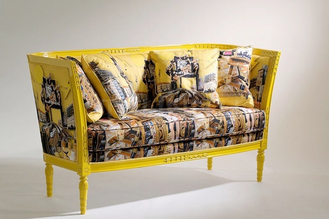 Диван BERLIN Versace Home