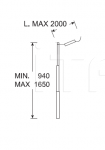 Подвесной светильник Micro Telescopic Pallucco