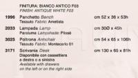 Композиция Notte Fatata 21 Savio Firmino