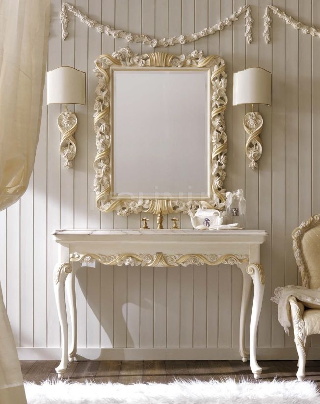 Настенное зеркало 4380 SPE Savio Firmino