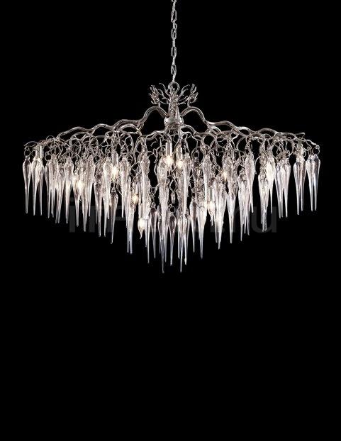 Люстра Hollywood Glass Oval Brand Van Egmond
