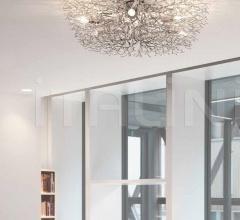Потолочный светильник Hollywood Round фабрика Brand Van Egmond